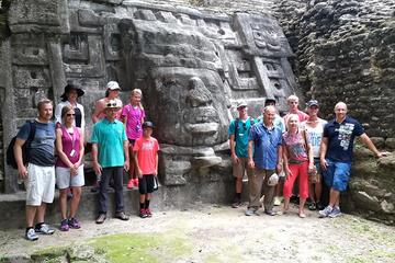 Belize City Shore Excursion: Lamanai The Crocodile City