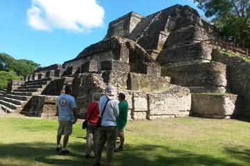 Combination Tour from Belize City: Belize Cave Tub