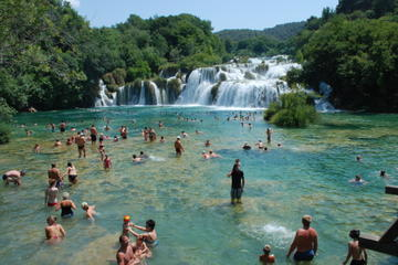Krka Waterfalls Day Trip from Makarska Riviera
