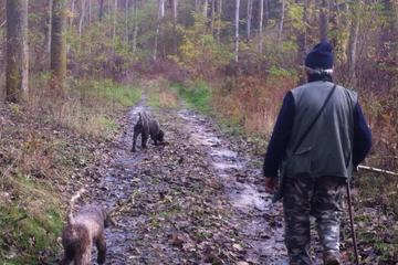 Truffle Hunting and Barolo tasting