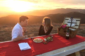 LA Helicopter Tour with Malibu Peak...