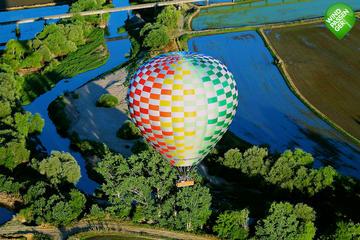 Vol en montgolfière avec une boisson gratuite au départ de Coruche