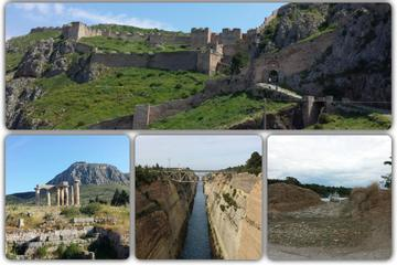 Ancient Corinth Private Tour from...