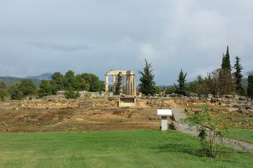 Private Tour: Ancient Nemea and Wine...