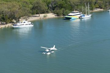Stradbroke Island by Seaplane from the Gold Coast