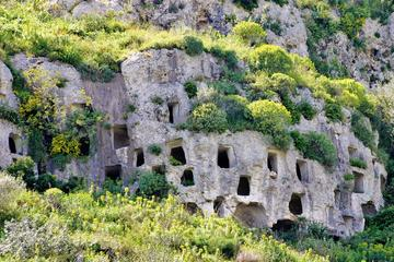 Rocky necropolis of Pantalica private tour