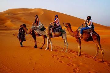 Private 2-Days Trip Fes to Merzouga Desert