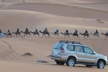 Private 3-Days Desert Trip via Toudra Gorge From Fes