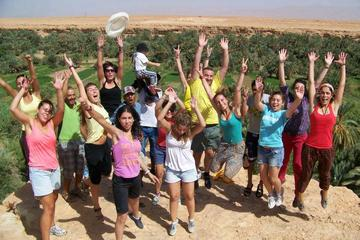 Small Group Fes To Marrakech via...