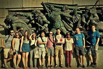Tour di Sofia comunista a piedi