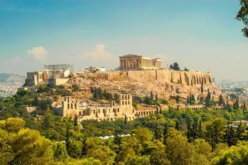 Gran tour privato di 4 notti ad Atene