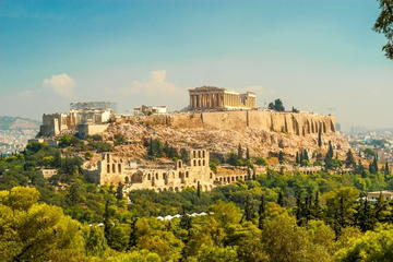 Grand Tour privé de 4nuits à Athènes