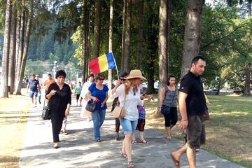 8-tägige Tour durch die wilden Karpaten ab Bukarest