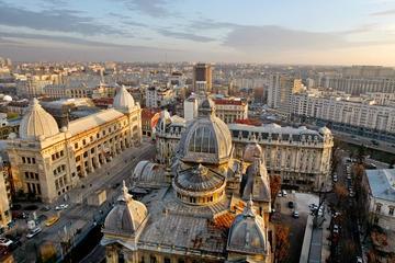 Authentischer halbtägiger Spaziergang durch Bukarest