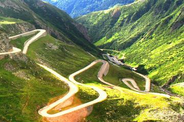 Die beste Straße der Welt: Ganztägige Tour über die Transfogarasche...