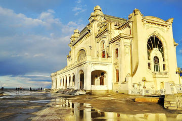 Full-Day Guided Tour by the Black Sea...