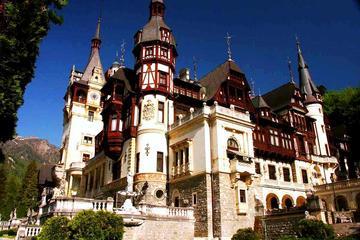 Ganztägige Tour zu Königsschlössern mit Sektprobe ab Bukarest