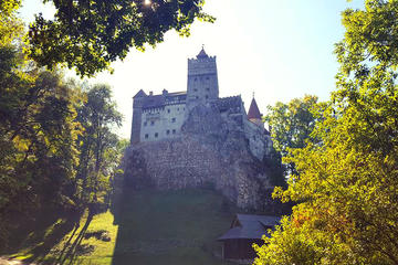 Transylvania and Dracula Castle Full-Day Tour