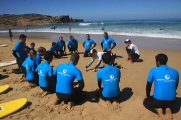 Clases de surf en el Algarve