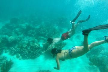 Sail and Snorkel Adventure from Vieques