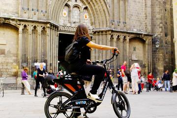 Private 3-stündige Fahrradtour in Barcelona