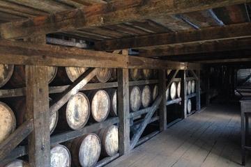 Nashville: Zur Jack Daniel's-Destillerie und zurück