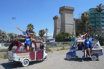 Gallipoli Tuk Tuk Sightseeing Tour with Visit to Porto Selvaggio...