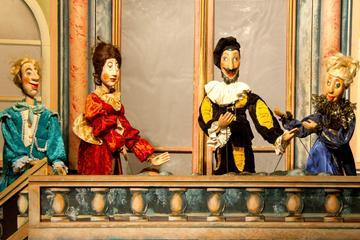 Teatro de marionetas Don Giovanni de Mozart en Praga