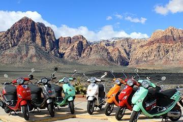 Visites en scooter de Red Rock Canyon