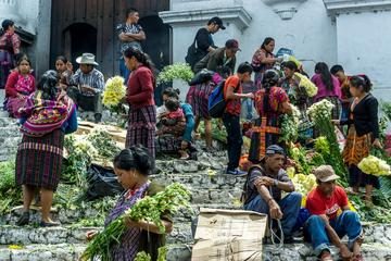Day trip to Chichicastenango Market
