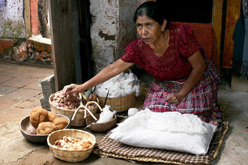 From Antigua to Visit Three Mayan Villages  of Lake Atitlan