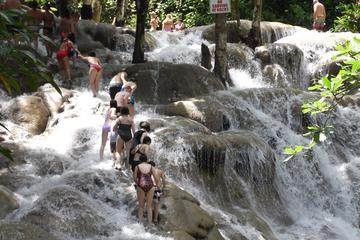 Authentic Dunn's River Falls Adventure