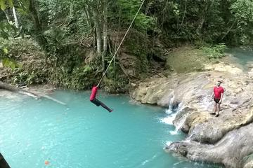 Private Full-Day Tour to the Blue Hole and River Gully Rain Forest...