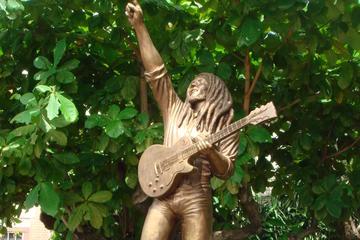 Shared Bob Marley Mausoleum Tour Nine Miles Jamaica from Montego Bay