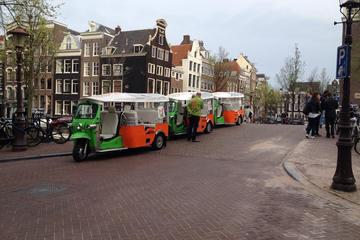 Amsterdam City Tour by Tuk-Tuk with ...