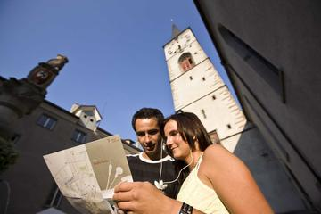 Tour con audioguida della città storica di Coira