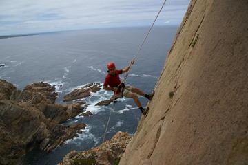 Descente en rappel de Cabo da Roca