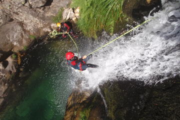 Full-Day Beginners' Canyoning Trip from Porto