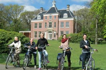 Höhepunkte von Bloemendaal: Geführte Fahrradtour ab Amsterdam