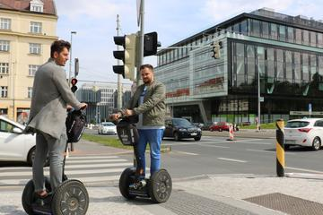 3-hour of Gorgeous city tour on Segway and Hugo Scooter