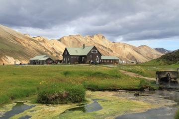 Guidet heldagstur fra Reykjavik: Landmannalaugar og vulkanen Hekla
