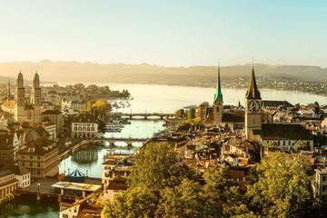 2 for 1 Digital Swiss Coupon Pass Zurich