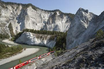 3-Day Glacier Express Tour with First-Class Tickets from Zurich