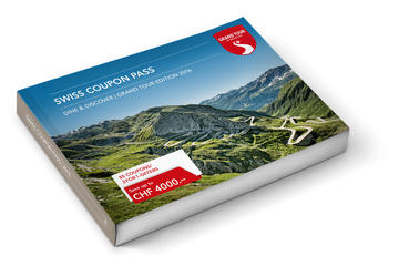Swiss Coupon Pass: 2-for-1 Discounts on Restaurants and Attractions...