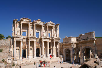 Ephesus Half Day Guided Tour from...