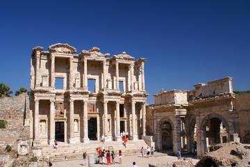 Visita guiada de medio día a Éfeso...