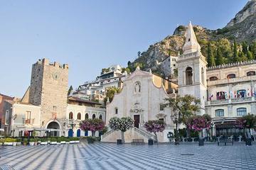 Excursão particular para Taormina e Castelmola saindo de Messina
