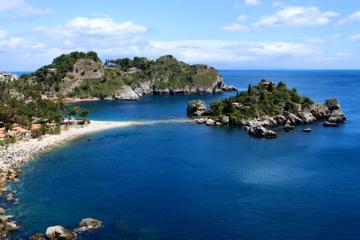 Messina and Taormina City Tour from Messina