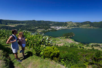 Sete Cidades Hike and Termas da...