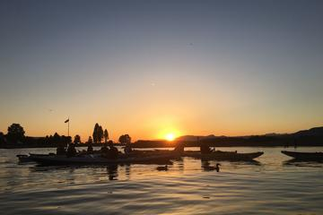 Sunset Kayaking Tour from Granville Island